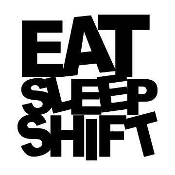 JDM - Eat Sleep Shift