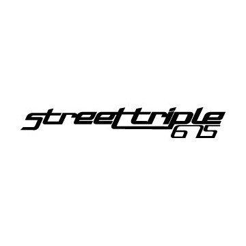 Triumph Street Triple 675