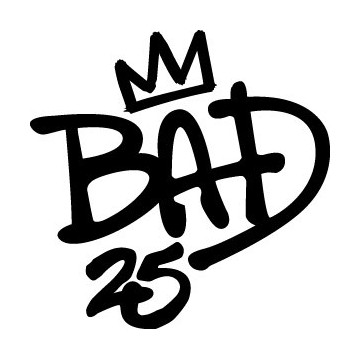 Mickael jackson Bad 25th