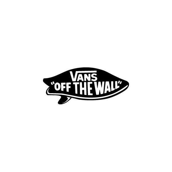 Autocollants Vans Off The Wall