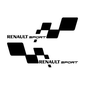 Kit stickers Renault Sport