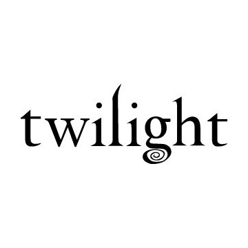 Stickers / Autocollant Twilight