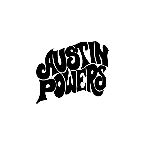 Decals Austin Power