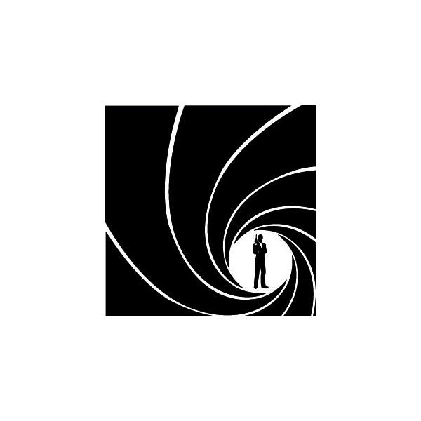 Decals James Bond 007