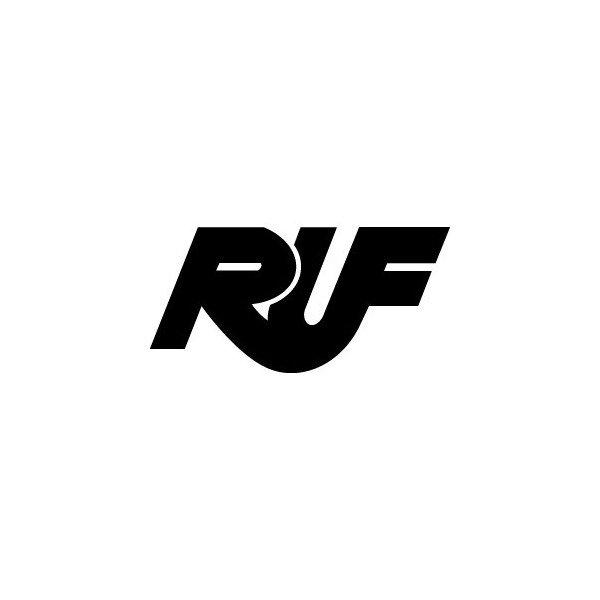 Decals RUF - Porsche