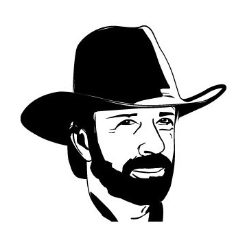 Decals Chuck Norris