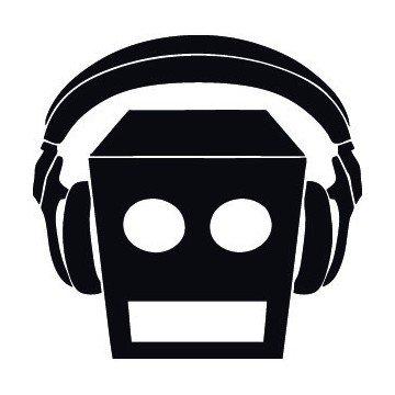 Stickers LMFAO Beat Rock El Robot