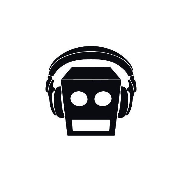 Decals LMFAO Beat Rock El Robot