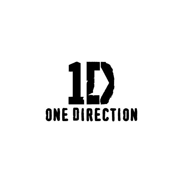 Decals One Direction