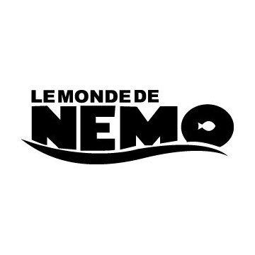 Stickers Le monde de Nemo