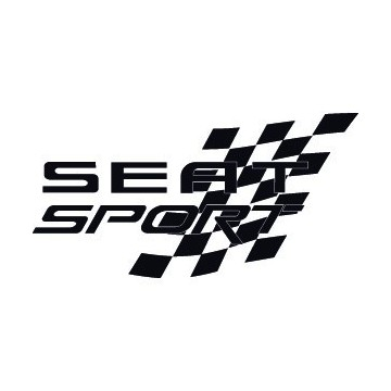 Stickers Seat Sport