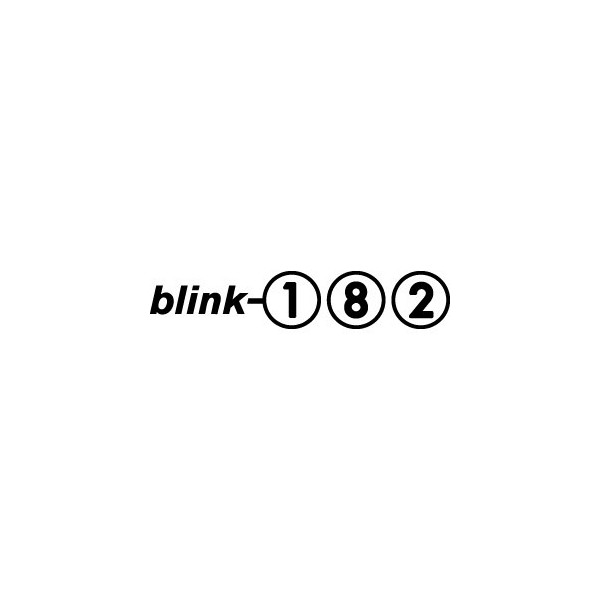 Decals Blink 182