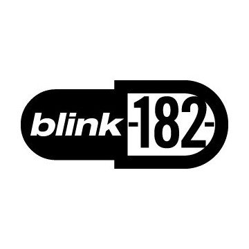 Stickers Blink 182