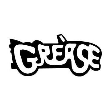 Stickers Grease