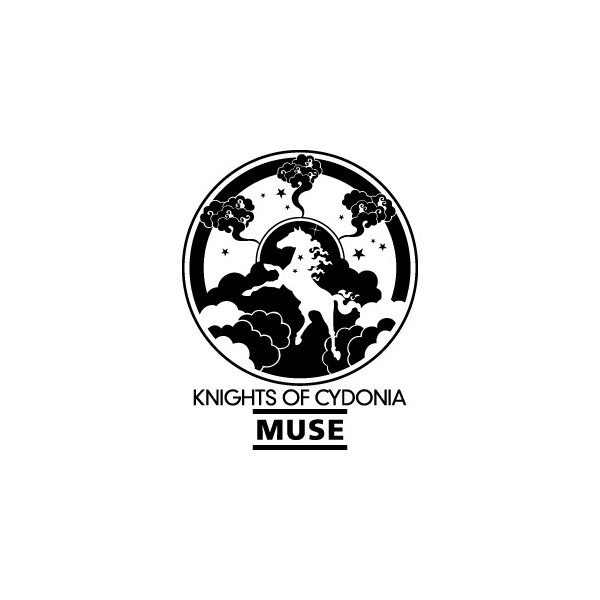 Stickers Muse Knights of Cydonia