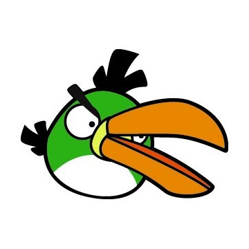 Angry Birds Green