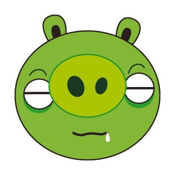 Angry Birds Cochon