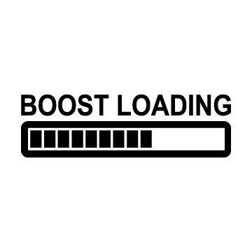 Boost Loading JDM