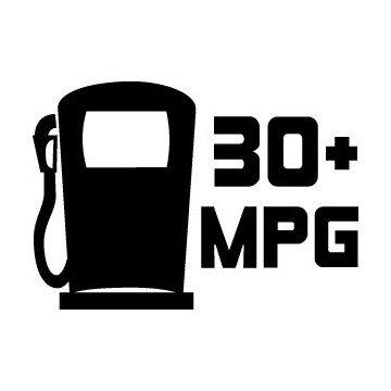 30+ MPG JDM