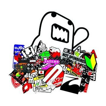 StickersBomb JDM