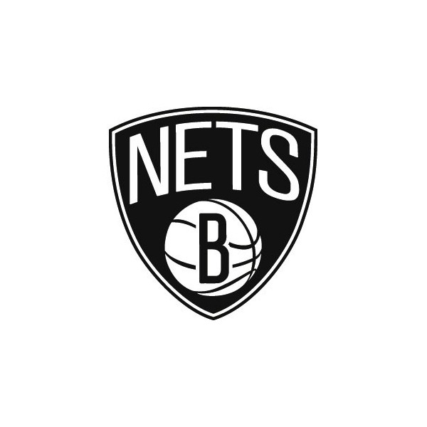 Passion Stickers Nba Brooklyn Nets Logo Decals Stickers