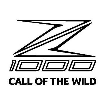 Kawasaki Z1000 Call Of The...