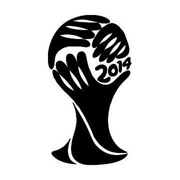 World Cup Football Brazil 2014