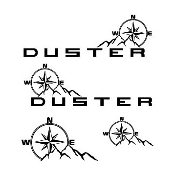 Kit Style Duster Aventure