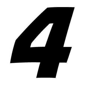 Race Number 4