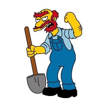Willie le Jardinier