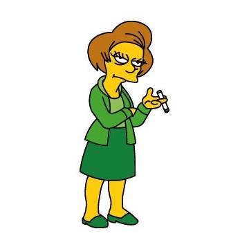 Mrs. Edna Krabappel