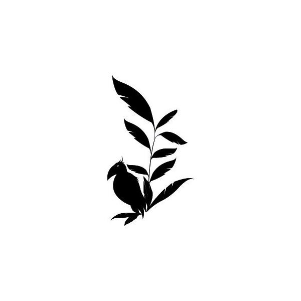 Fleur + oiseau