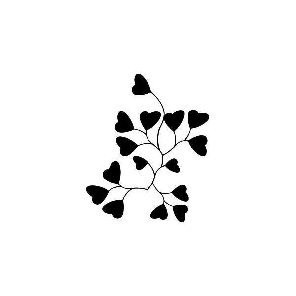 Fleur + coeur