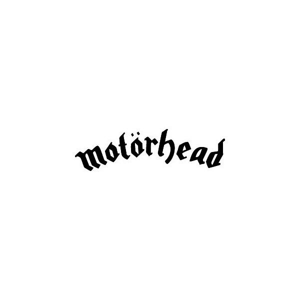 Sticker 8/'/' Motor Head