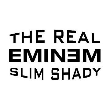 Enimem The Real Slim Shady