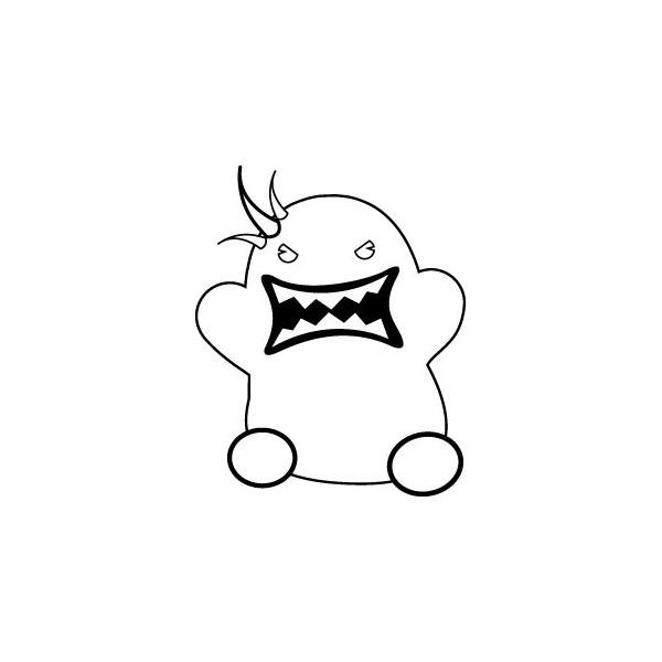 Funny Monster5
