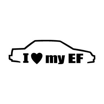 I Love My EF