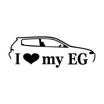 I Love My EG