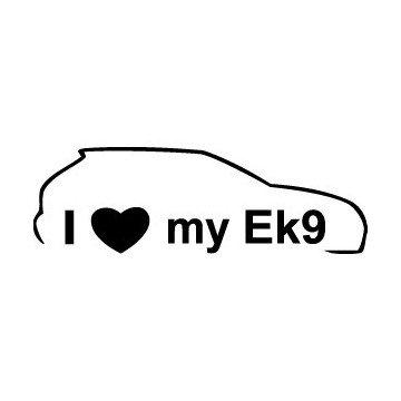 I Love My EK9