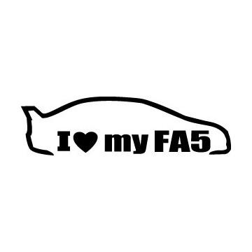 I Love My FA5
