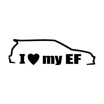 I Love My EF