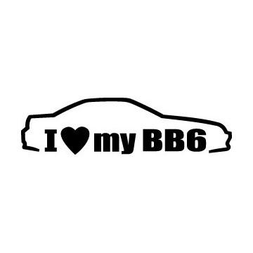 I Love My BB6