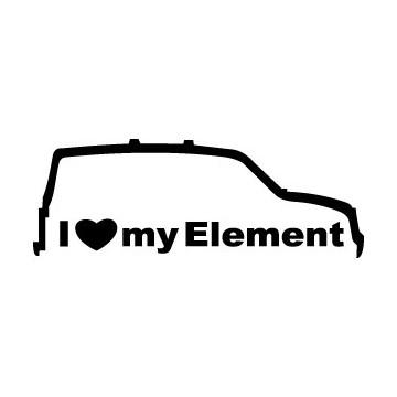 I Love My Element