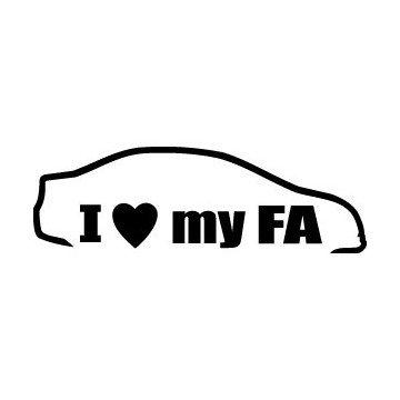 I Love My FA