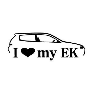 I Love My EK