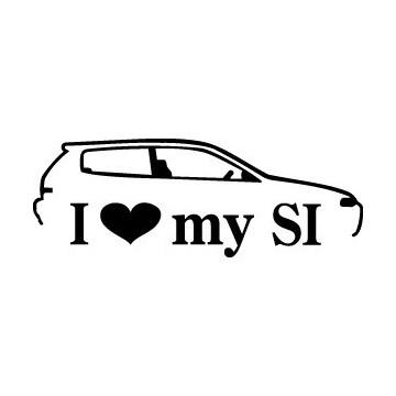 I Love My SI