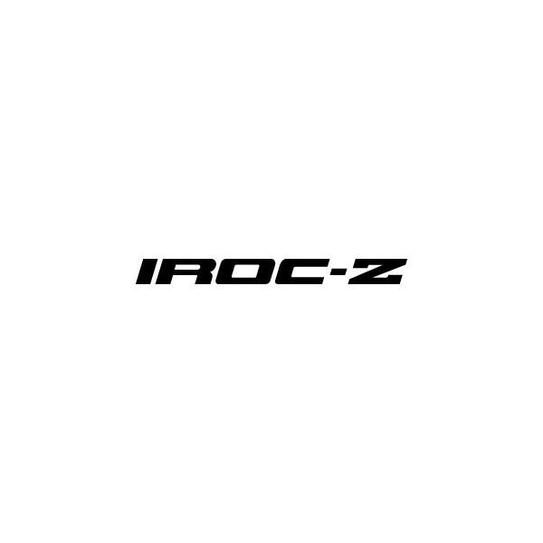 Chevrolet Camaro IROC-Z