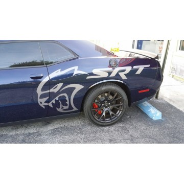 Kit Déco Dodge SRT Hellcat