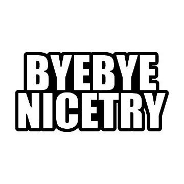 Bye bye Nice try