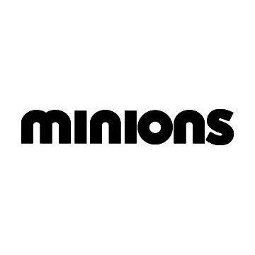 Minions Movie Logo